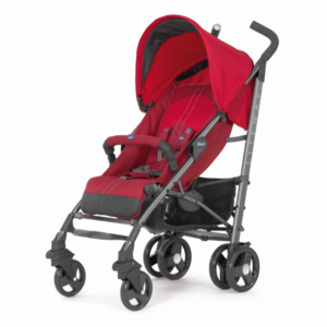 Chicco Καρότσι Lite Way Pushchair Red