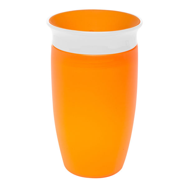 Munchkin Παιδικό Κύπελλο Miracle 360 Sippy Cup Πορτοκαλί