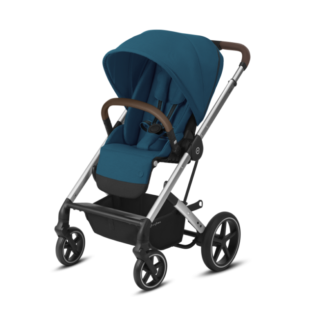 Cybex Balios S Lux river blue-SLV